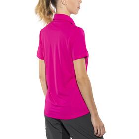 Ziener Clemenzia Polo Shirt Women pink blossom
